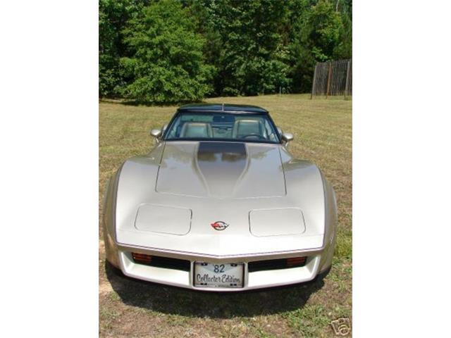 1982 Chevrolet Corvette | 726249