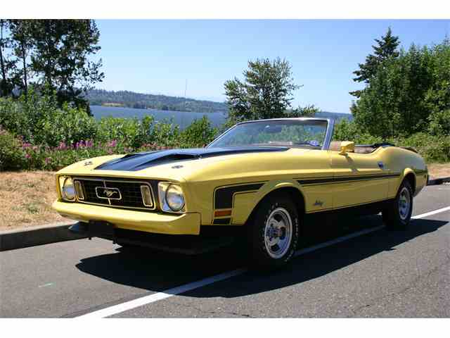 1973 Ford Mustang   726296