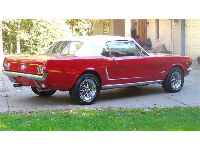 1965 Ford Mustang | 726317