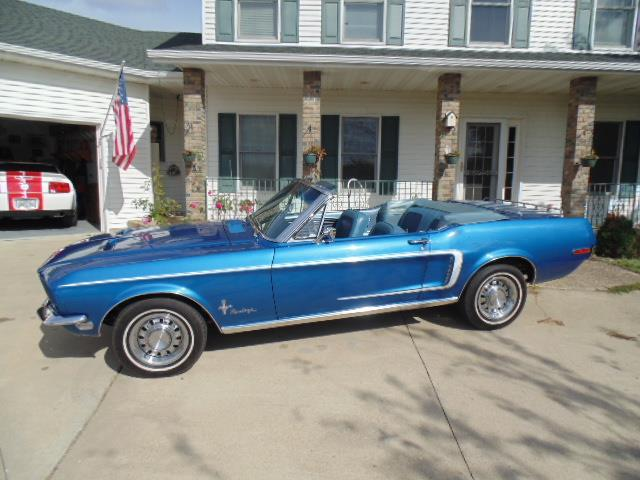 1968 Ford Mustang GT | 726323