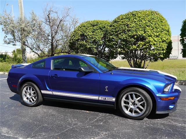 2007 Ford Mustang Shelby GT500 | 726336