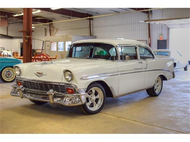 1956 Chevrolet 2-Dr Post | 726534