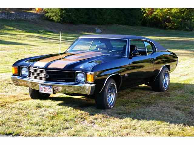 1972 Chevrolet Chevelle SS | 726679