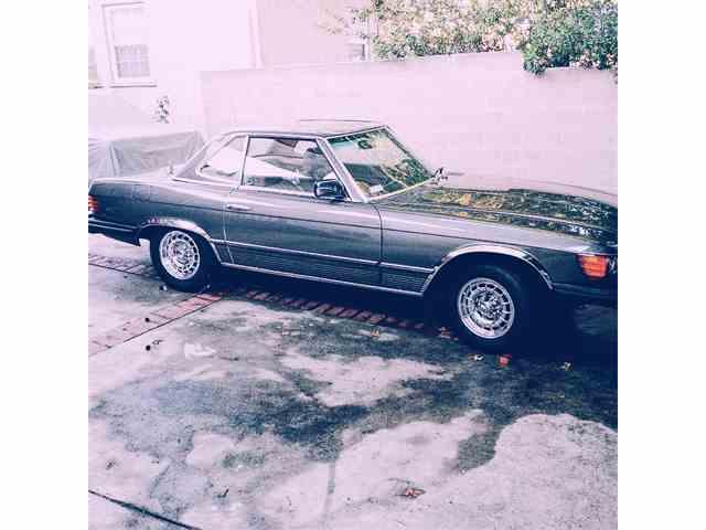1980 Mercedes-Benz 450SL | 726681