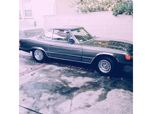 1980 Mercedes-Benz 450SL | 726681