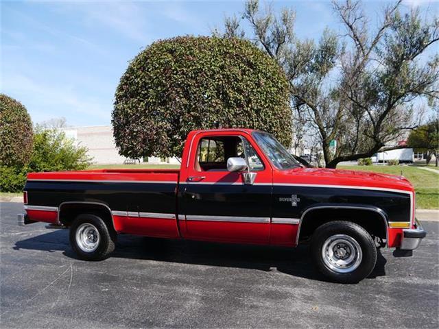 1987 Chevrolet Silverado | 726684