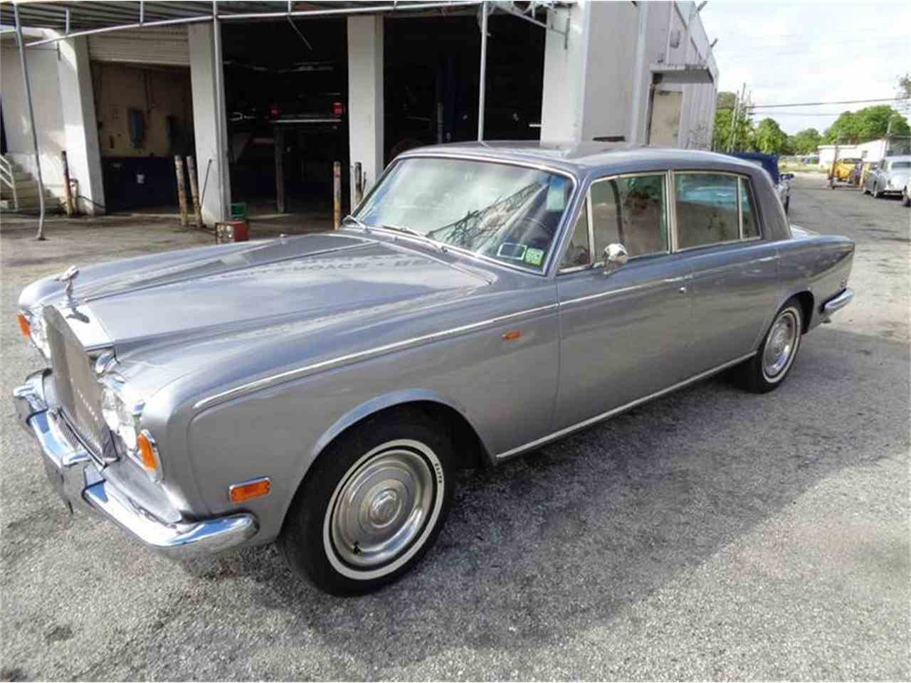 1973 rolls royce silver shadow for sale cc 726688. Black Bedroom Furniture Sets. Home Design Ideas