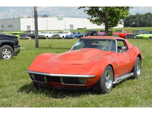 1970 Chevrolet Corvette | 726710