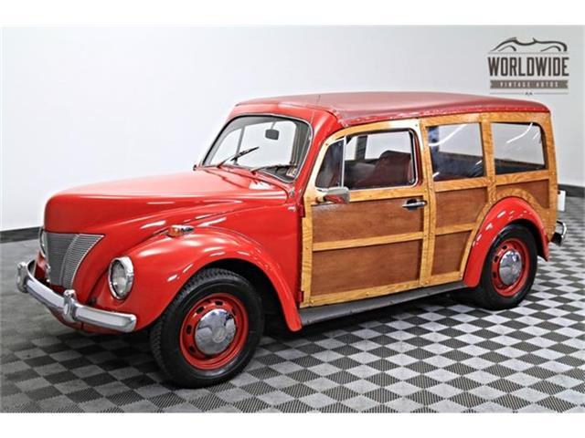 1940 Ford Woody Wagon | 726729
