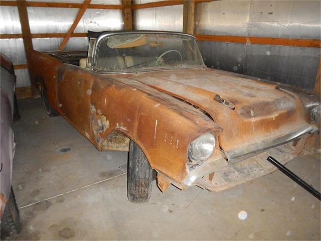 1957 Chevrolet Convertible | 726745