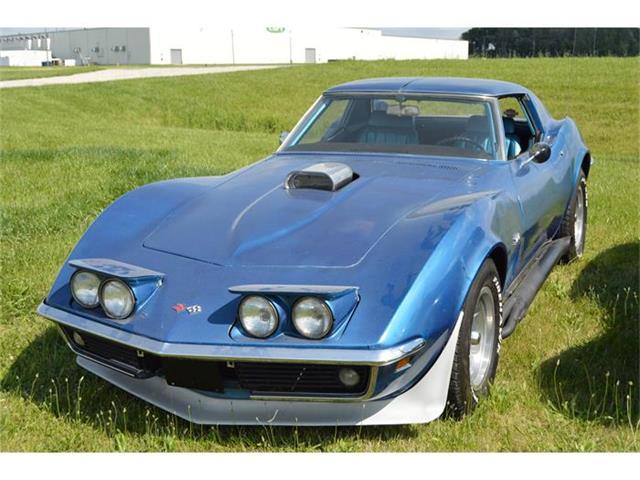 1969 Chevrolet Corvette | 726756