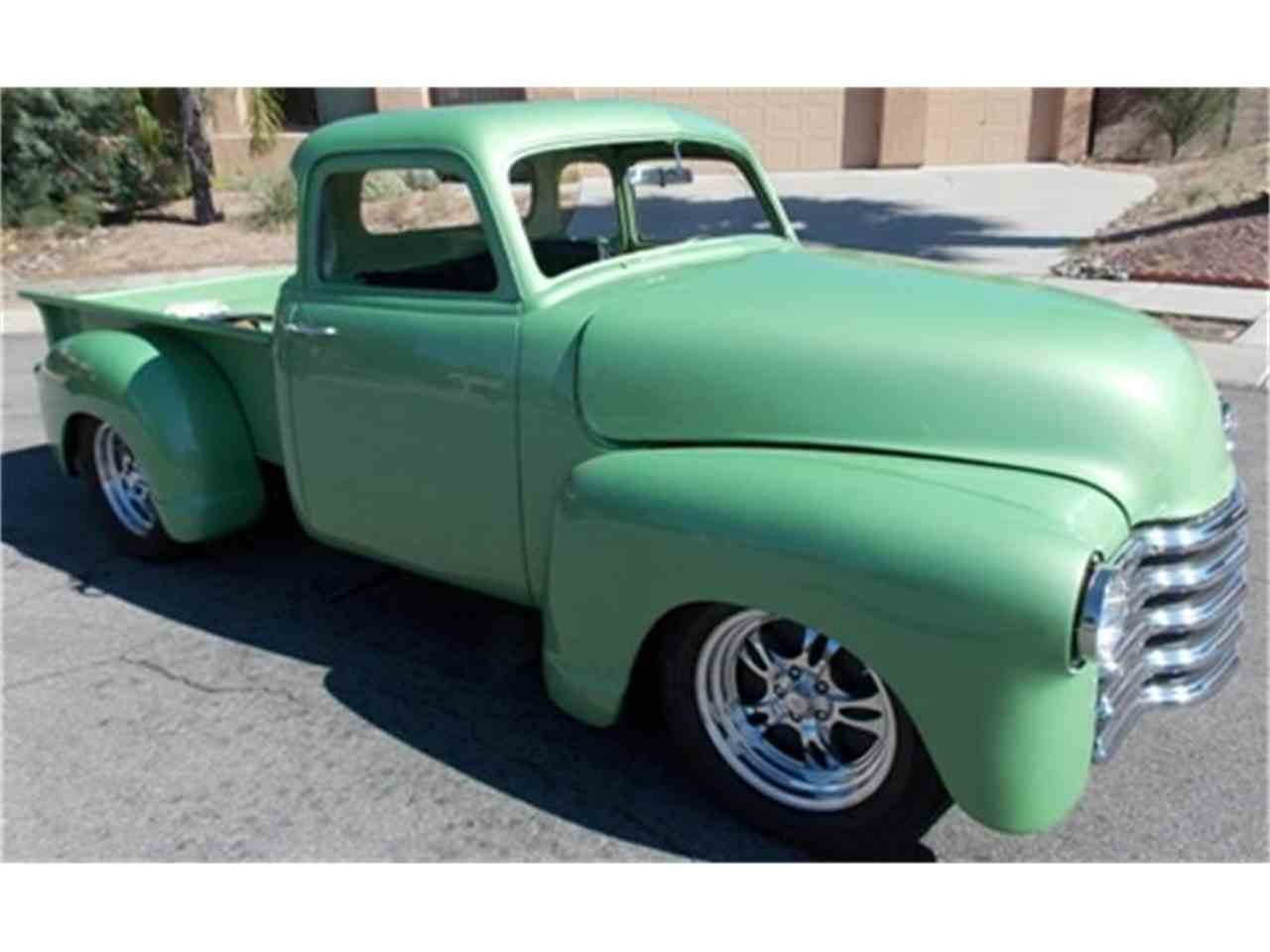 1953 chevrolet 5 window pickup for sale for 1953 5 window