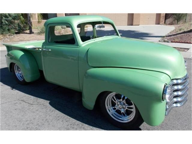 1953 Chevrolet 5-Window Pickup | 726770