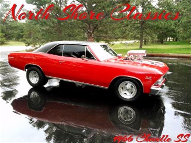 1966 Chevrolet Chevelle | 726870