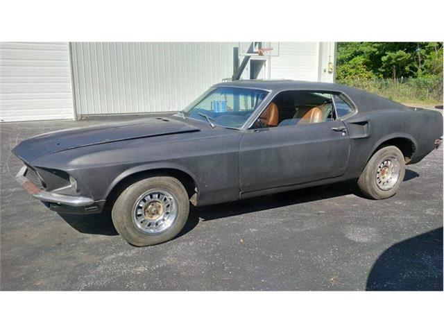 1969 Ford Mustang | 726872
