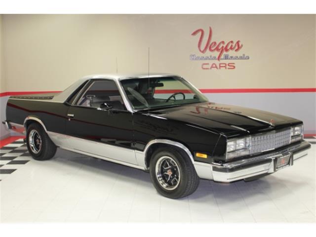 1984 Chevrolet El Camino | 726961