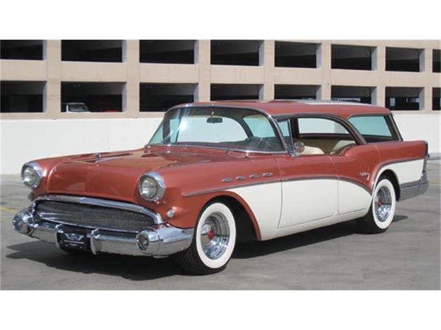 1957 Buick Caballero | 726980