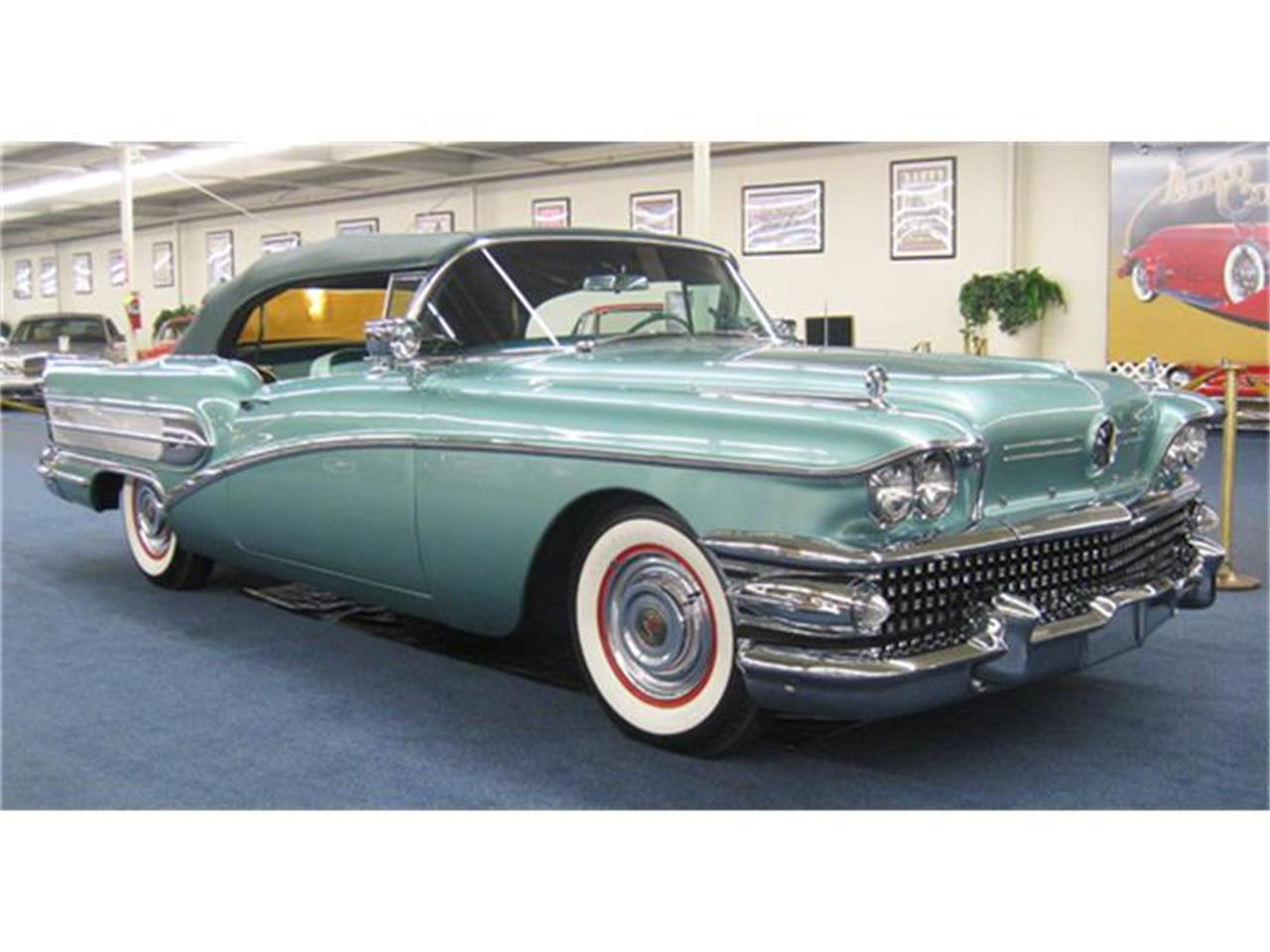 Trucks Under 5000 >> 1958 Buick Century for Sale | ClassicCars.com | CC-726989