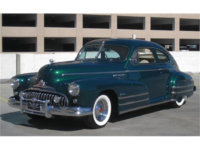 1949 Buick Sedanette | 726991