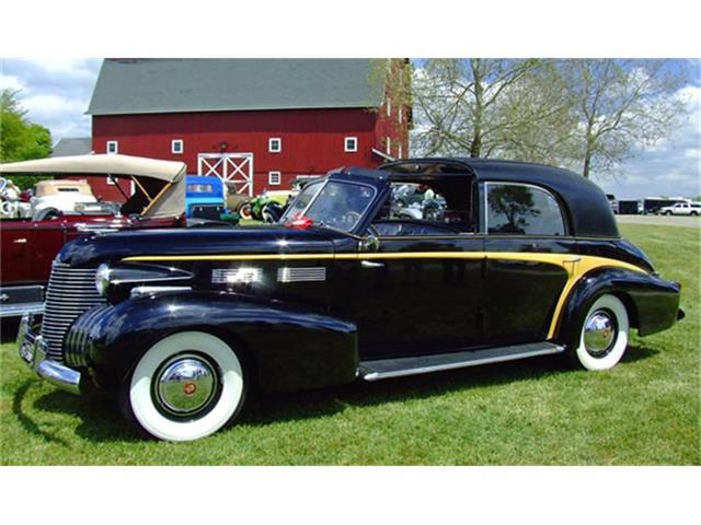 1940 Cadillac Series 75 | 727004