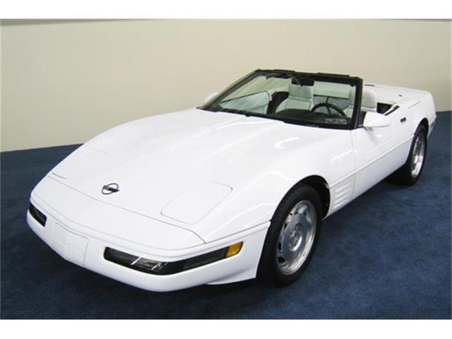 1993 Chevrolet Corvette | 727008