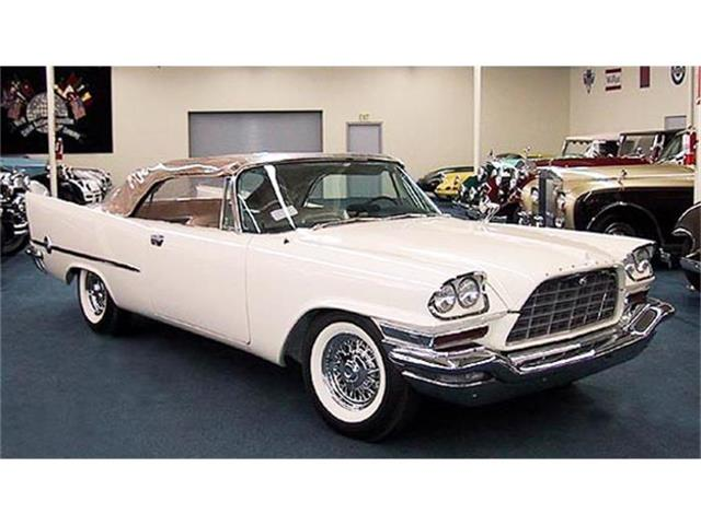 1957 Chrysler 300C | 727011