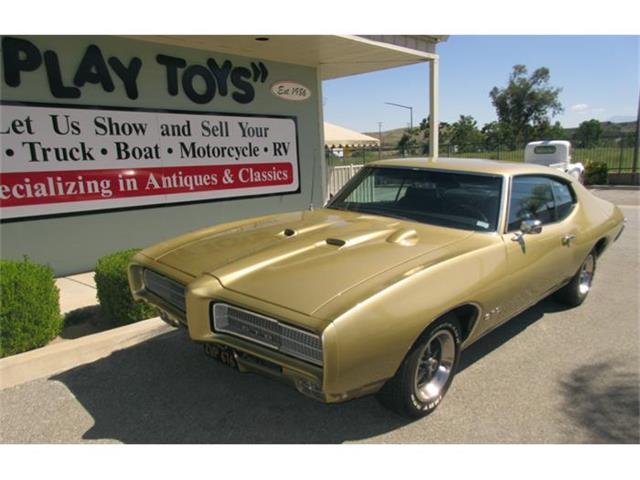 1969 Pontiac GTO | 727045