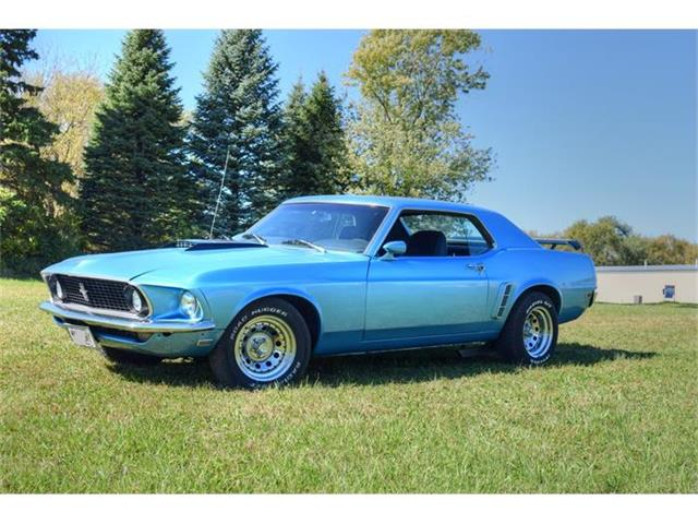 1969 Ford Mustang | 727046