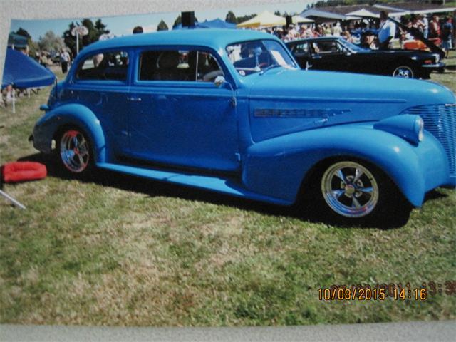 1939 Chevrolet 2-Dr Sedan | 727047