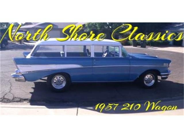 1957 Chevrolet 210 | 727148