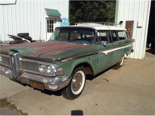 1959 Edsel Station Wagon | 727162