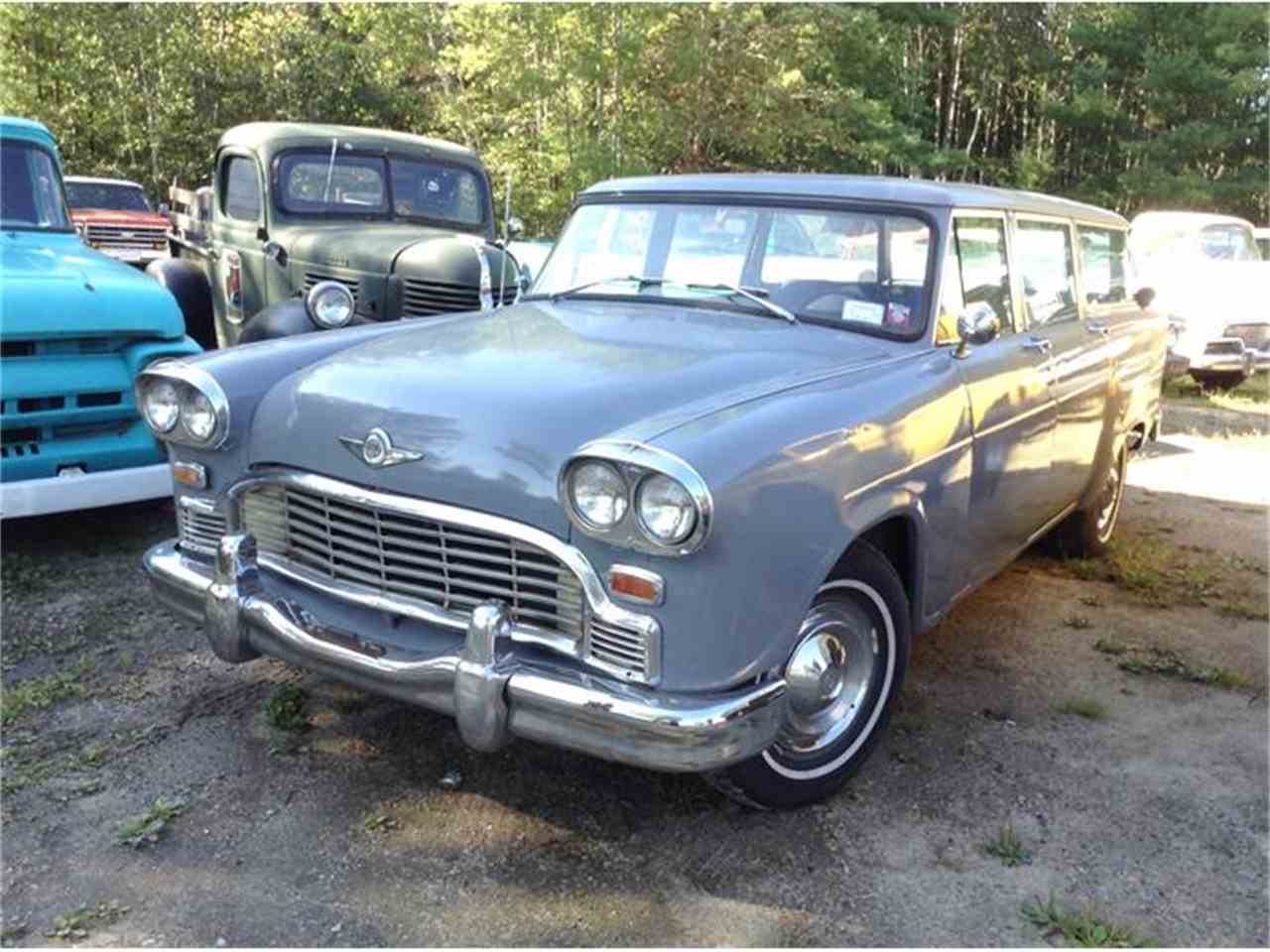 Classic Checker For Sale On Classiccars Com Available