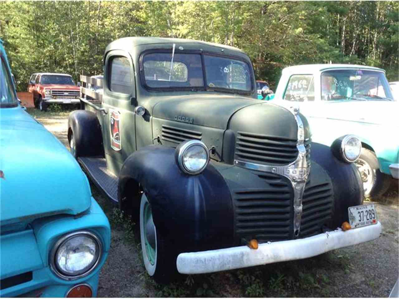 1947 dodge truck for sale cc 727170. Black Bedroom Furniture Sets. Home Design Ideas