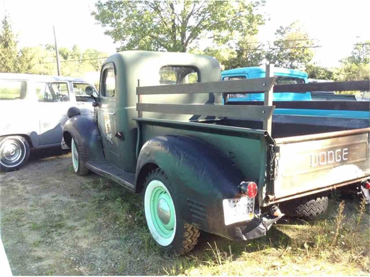 1947 dodge truck for sale cc 727170. Black Bedroom Furniture Sets. Home Design Ideas