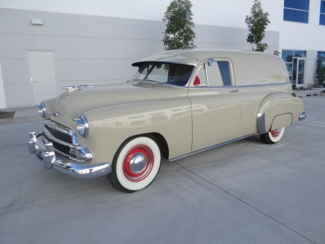 1951 Chevrolet Delivery | 727270