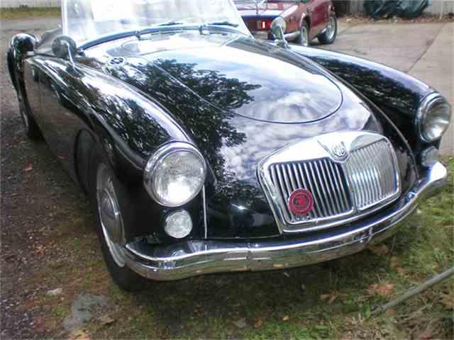 1960 MG MGA | 727304