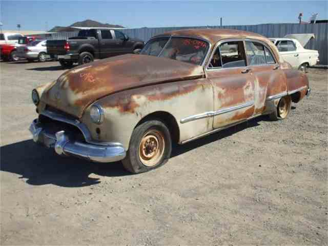 1948 Oldsmobile 4-Dr Sedan | 727327