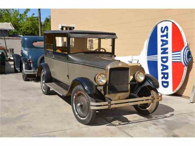 1925 Jewett 2-Dr Sedan | 727349