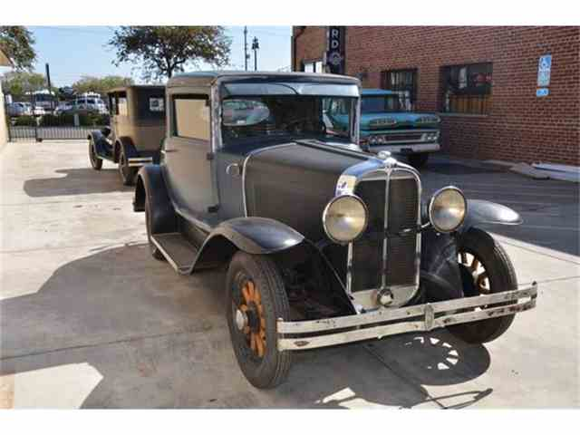 1929 Pontiac 3-Window Coupe | 727359