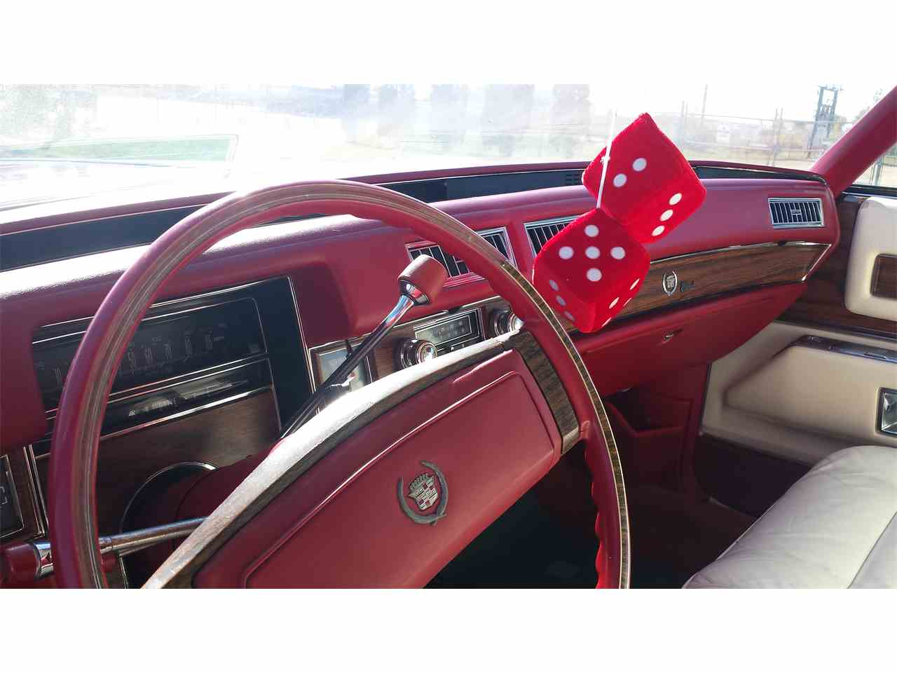 1977 cadillac eldorado for sale cc 727372. Black Bedroom Furniture Sets. Home Design Ideas