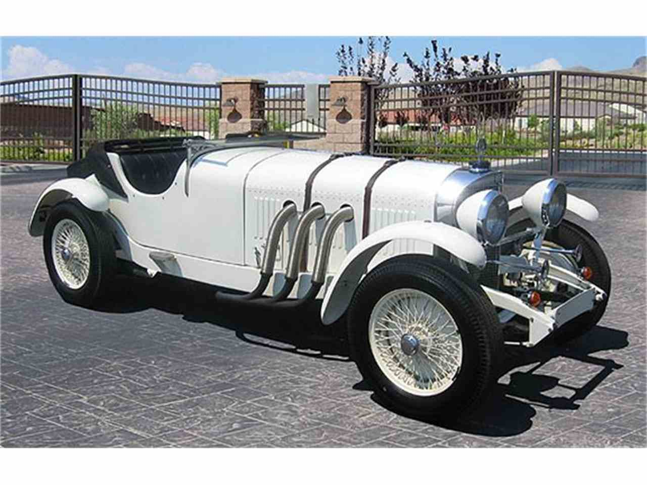 1928 mercedes benz ssk for sale cc 727392