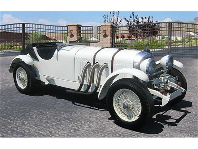 1928 Mercedes-Benz SSK | 727392