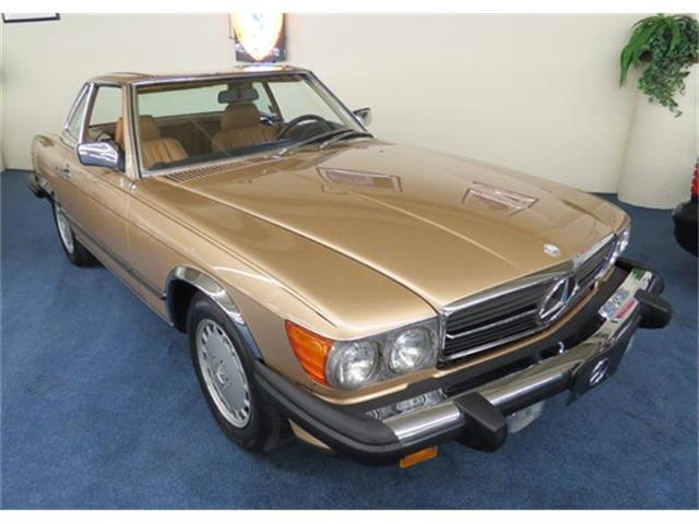 1987 Mercedes-Benz 560SL | 727396