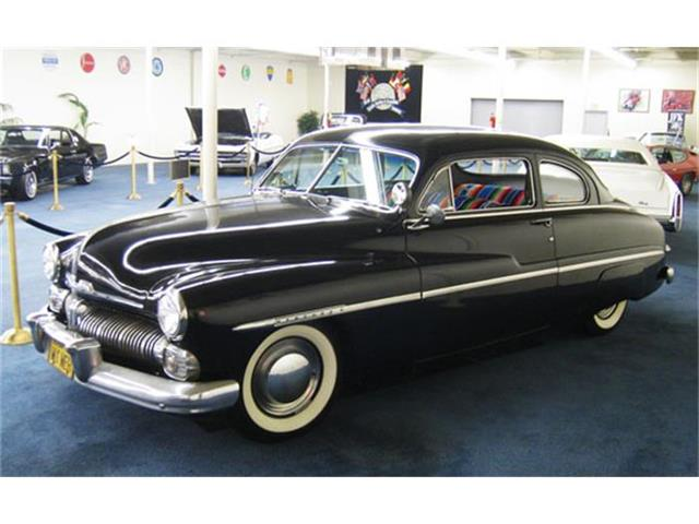 1950 Mercury Coupe | 727400