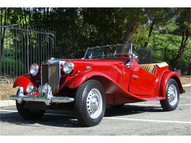 1953 MG TD | 727404