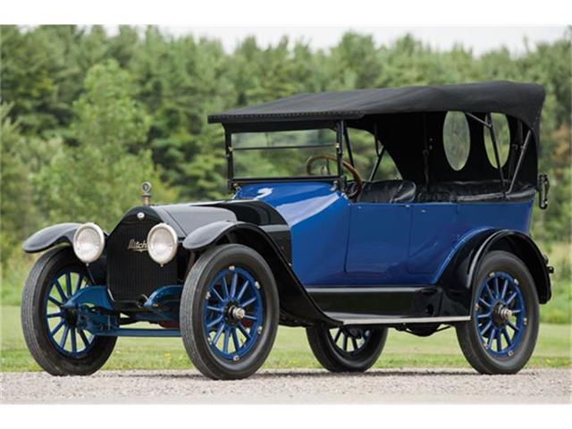 1915 Mitchell Light 6P Touring | 727405