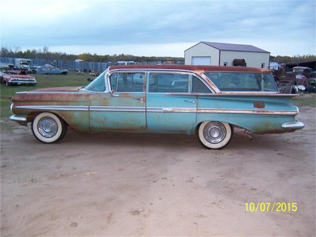 1959 Chevrolet Nomad   727538