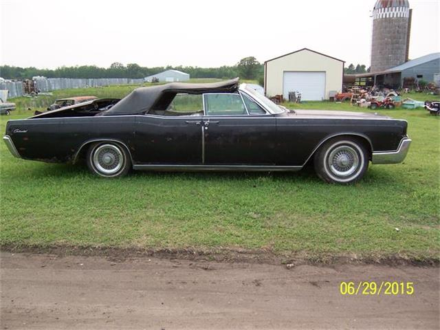 1966 Lincoln Convertible | 727539