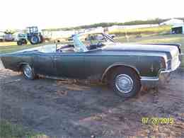 Picture of Classic 1966 Lincoln Convertible - FLDG