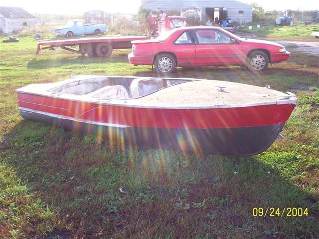 1957 Cadillac Speedboat | 727541